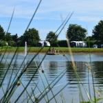zwemvijver camping Overijssel