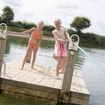 Zwemvijver de Bovenberg plezier