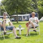 Genieten op de camping in overijssel