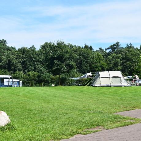 Comfort-plaats-camping